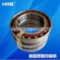 哈尔滨轴承 HRB角接触高精度三联组合配对轴承 7015ACTA/P5TBTB
